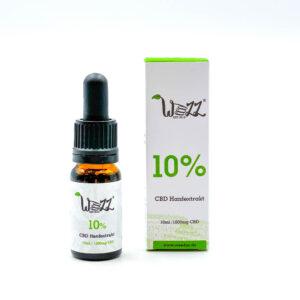 WEEDZZ Vollspektrum Premium 10% CBD Öl