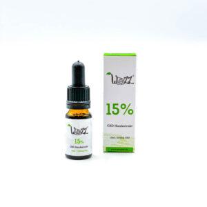 WEEDZZ Vollspektrum Premium 15% CBD Öl