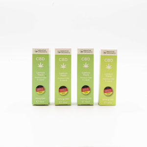 Breathe Organics Lemon Haze Premium CBD E-Liquid