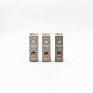 Breathe Organics Super Silver Haze Premium CBD E-Liquid