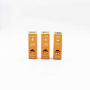 Breathe Organics Tropical Thunder Premium CBD E-Liquid