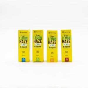 Harmony Super Lemon Haze CBD E-Liquid