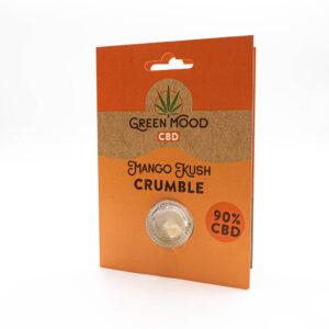 Green Mood Crumble – Mango Kush 0,5g | 90% CBD