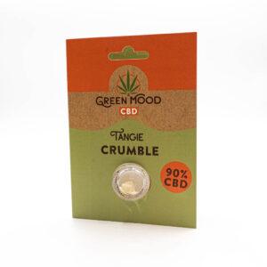 Green Mood Crumble – Tangie 0,5g | 90% CBD