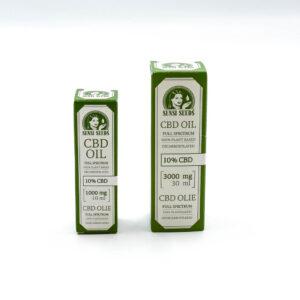 Sensi Seeds CBD Öl 10%