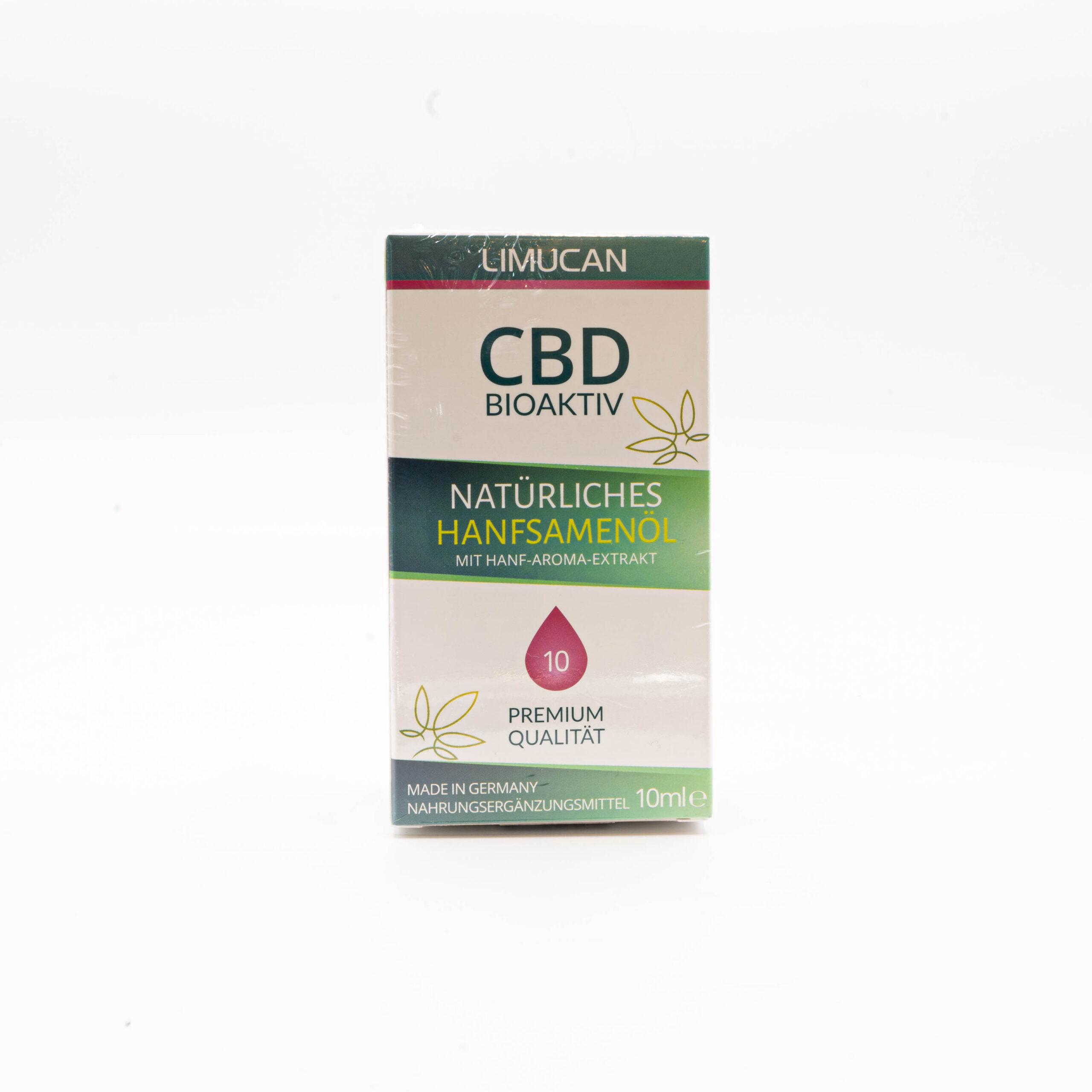 Limucan CBD Naturell 10 Bio