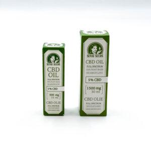 Sensi Seeds CBD Öl 5%