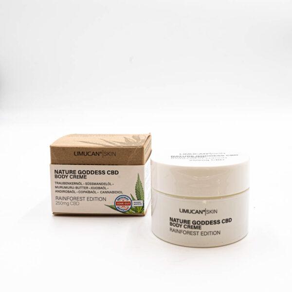 Limucan Nuture Goddes CBD Body Creme 50ml