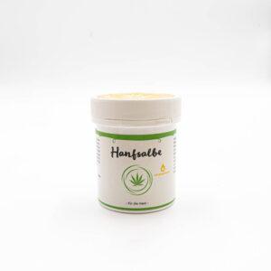 Hanf Gesundheit Hanfsalbe mit Ringelblume für die Haut 100ml